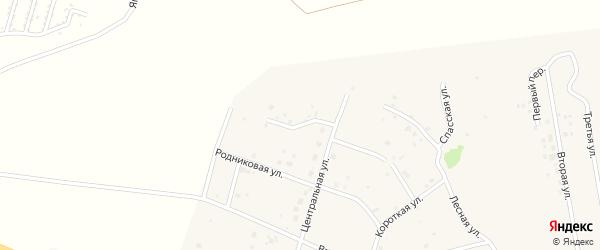 Спортивная улица на карте Копейска с номерами домов