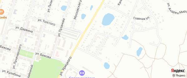 Вьетнамская улица на карте Копейска с номерами домов