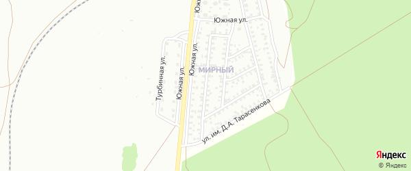 Улица им И.Е.Еремина на карте Троицка с номерами домов