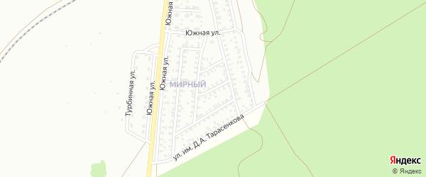 Улица им И.Е.Репина на карте Троицка с номерами домов