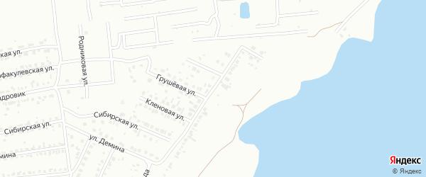 Улица Готвальда на карте Копейска с номерами домов