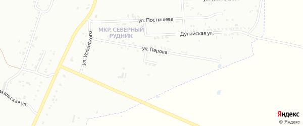 Пражская улица на карте Копейска с номерами домов