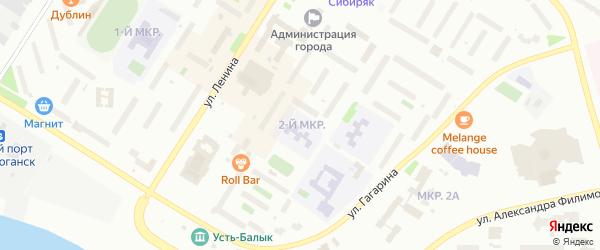 Банк Траст, банкомат - банкомат, Ханты-Мансийский АО