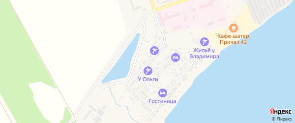 Новая улица на карте Ярового с номерами домов