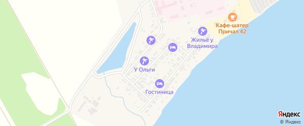 Советская улица на карте Ярового с номерами домов