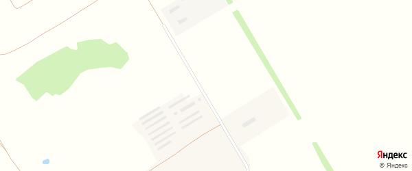 Улица Мира на карте Красноармейского поселка с номерами домов