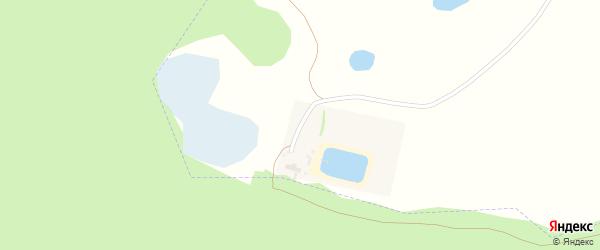 Моховая улица на карте села Ключи с номерами домов