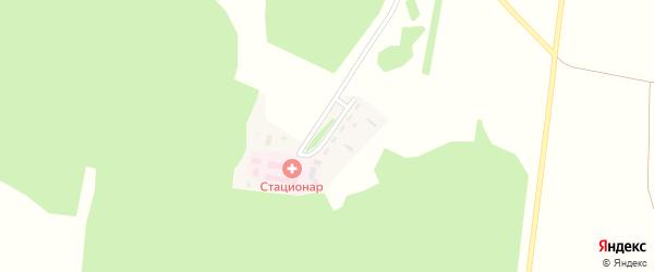 Улица Пирогова на карте села Хабаров с номерами домов