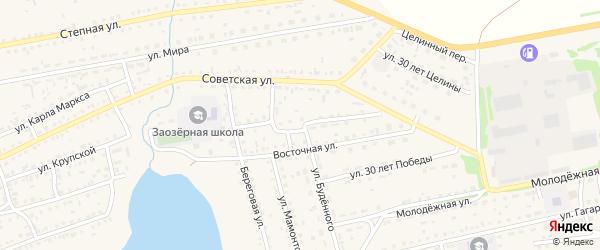 Улица Димитрова на карте Михайловского села с номерами домов