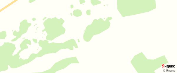 Садовая улица на карте поселка Нефтебазы с номерами домов