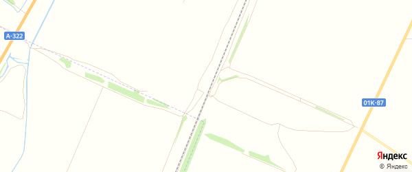Карта станции Железнодорожная Казарма 498 км в Алтайском крае с улицами и номерами домов