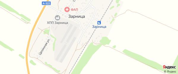 Железнодорожная улица на карте станции Железнодорожная Казарма 498 км с номерами домов
