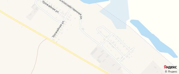 Сельскохозяйственная улица на карте Камня-на-Оби с номерами домов