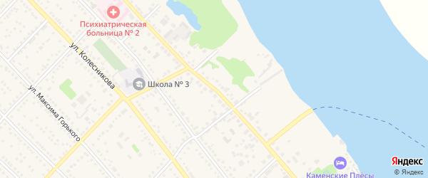 Улица Ленина на карте Камня-на-Оби с номерами домов
