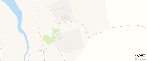 Садовая улица на карте села Суслово с номерами домов