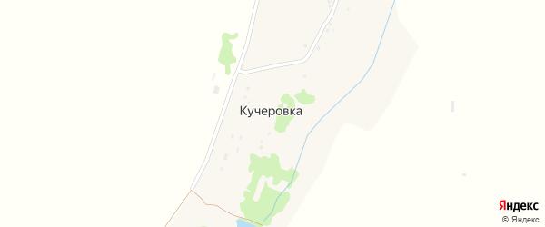 Искровская улица на карте села Кучеровки с номерами домов