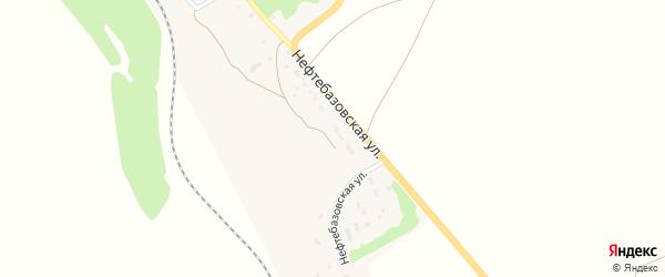 Нефтебазовская улица на карте станции Третьяково с номерами домов