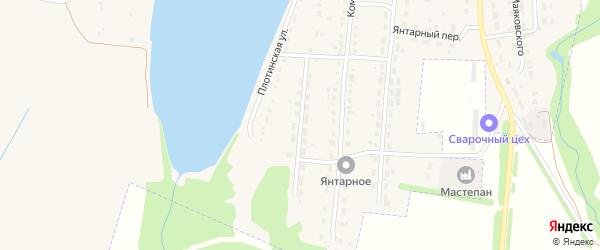 Улица Воинов Интернационалистов на карте Змеиногорска с номерами домов