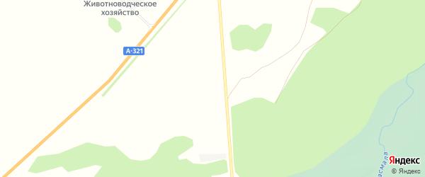 Карта Дальнего разъезда в Алтайском крае с улицами и номерами домов