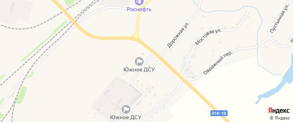 Дорожная улица на карте Алейска с номерами домов