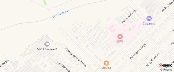 Олимпийский проезд на карте Алейска с номерами домов