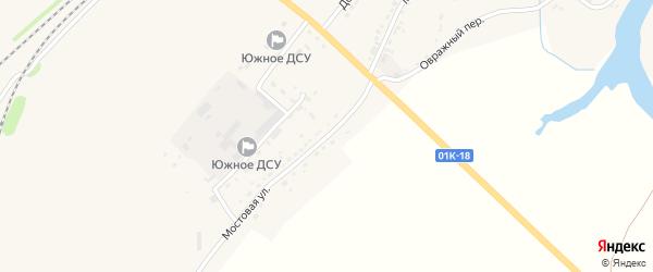 Мостовая улица на карте Алейска с номерами домов