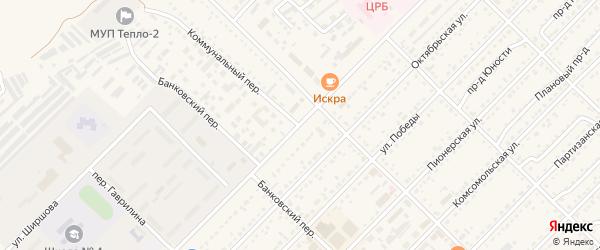 Улица им В.Олешко на карте Алейска с номерами домов