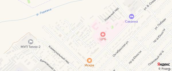 Родниковый проезд на карте Алейска с номерами домов