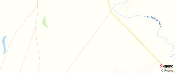 Карта поселка Аверенки в Алтайском крае с улицами и номерами домов