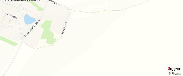 Карта Язевки-Сибирской станции в Алтайском крае с улицами и номерами домов