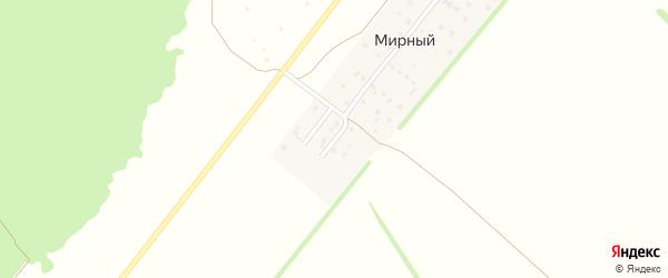 Новая улица на карте поселка Сдт Шинник-2 с номерами домов