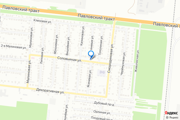 Почтовое отделение 583: Почтовые отделения: Район