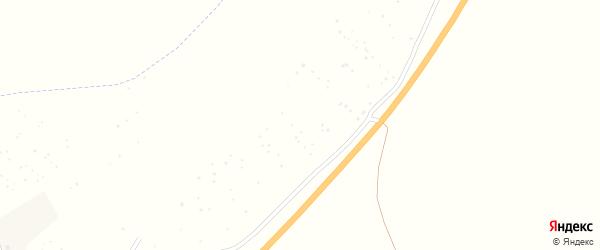 14-я линия на карте территории СТ Вишневое с номерами домов