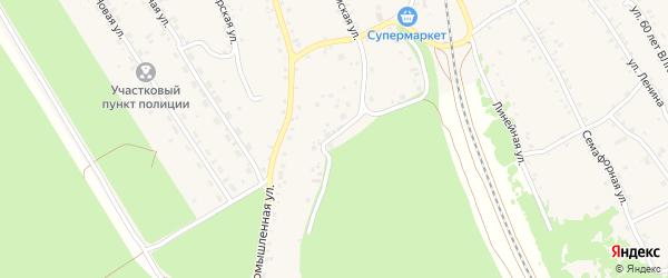 Алтайская улица на карте станции Озерки с номерами домов