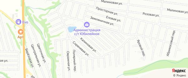 Грушевая улица на карте территории сдт Барнаульского с номерами домов