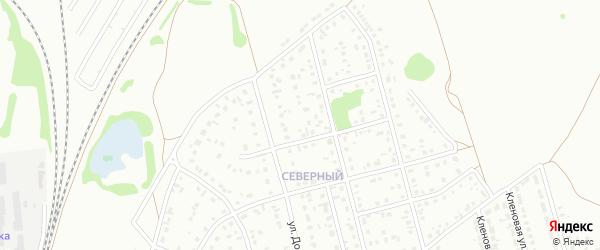 6-й квартал на карте Северного микрорайона с номерами домов