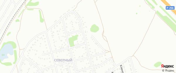 10-й квартал на карте Северного микрорайона с номерами домов