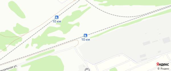 Километр ст Укладочный 10 на карте Новоалтайска с номерами домов