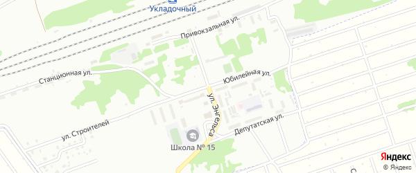Улица Энгельса на карте Новоалтайска с номерами домов
