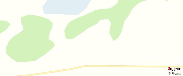 Западный переулок на карте села Солдатово с номерами домов