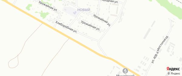 Школьная улица на карте Бийска с номерами домов