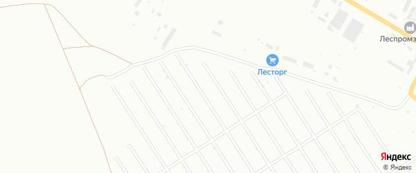 Квартал 51в на карте территории ст Олеумщика с номерами домов