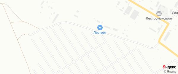 Квартал 53в на карте территории ст Олеумщика с номерами домов