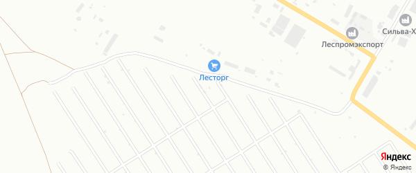 Квартал 54в на карте территории ст Олеумщика с номерами домов