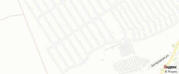 43-й квартал на карте территории ст Олеумщика с номерами домов