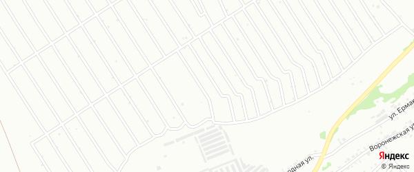 36-й квартал на карте территории ст Олеумщика с номерами домов