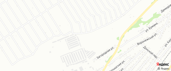35-й квартал на карте территории ст Олеумщика с номерами домов
