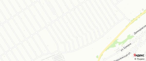 28-й квартал на карте территории ст Олеумщика с номерами домов