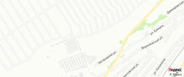 33-й квартал на карте территории ст Олеумщика с номерами домов