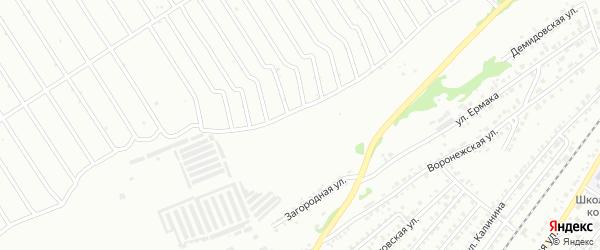 29-й квартал на карте территории ст Олеумщика с номерами домов